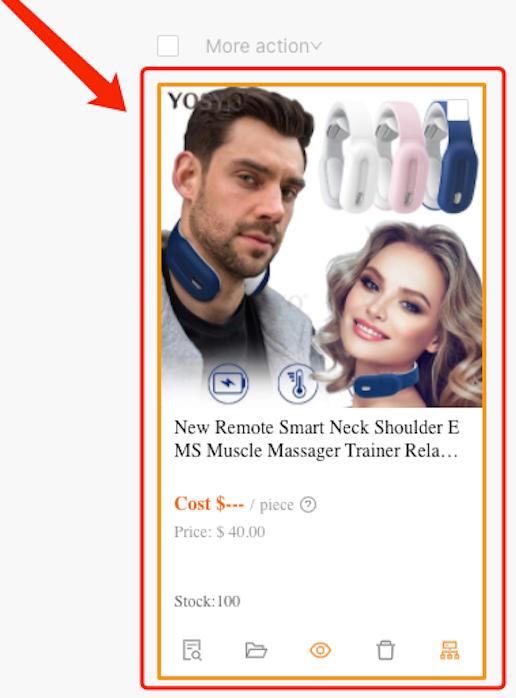 Criar um produto no WooCommerce com DSers - 35 - Woo DSers