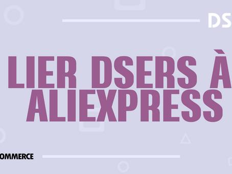 Lier DSers à AliExpress