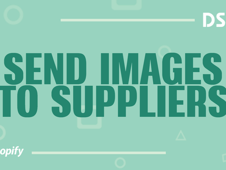 Send images to suppliers
