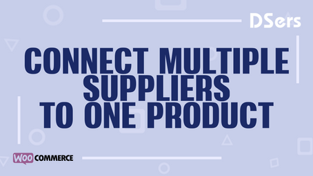 Connect multiple suppliers to one product