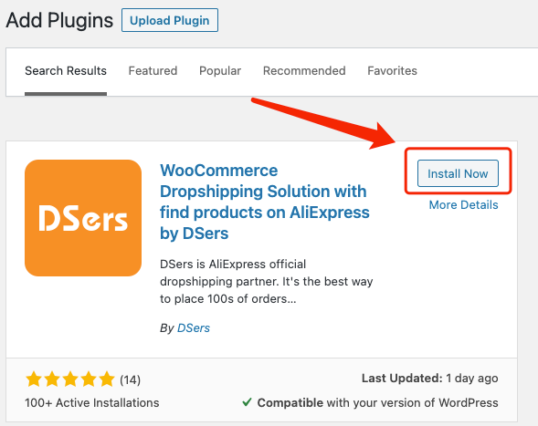 Set tracking for your orders with Woo DSers - Install DSers - Woo DSers