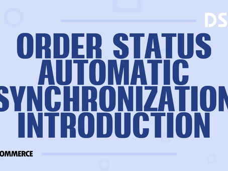 Order status automatic syncing introduction