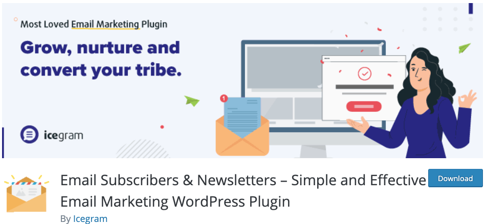 Best Email Marketing Plugins on WordPress and WooCommerce - Email Suscribers & Newsletters - DSers