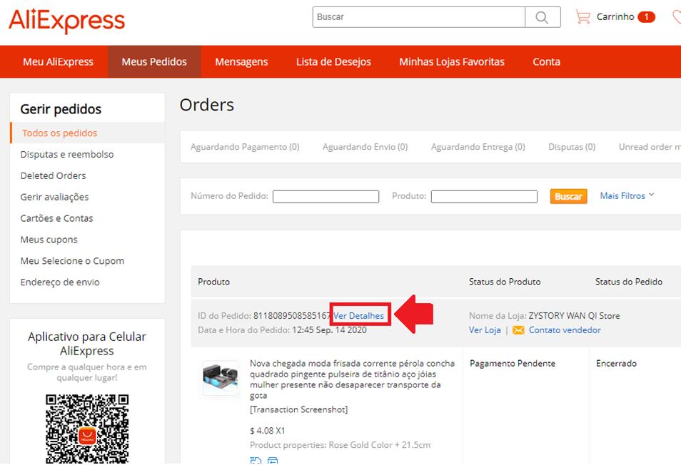 Mensagem específica para um fornecedor com Woo DSers - 7 - Woo DSers