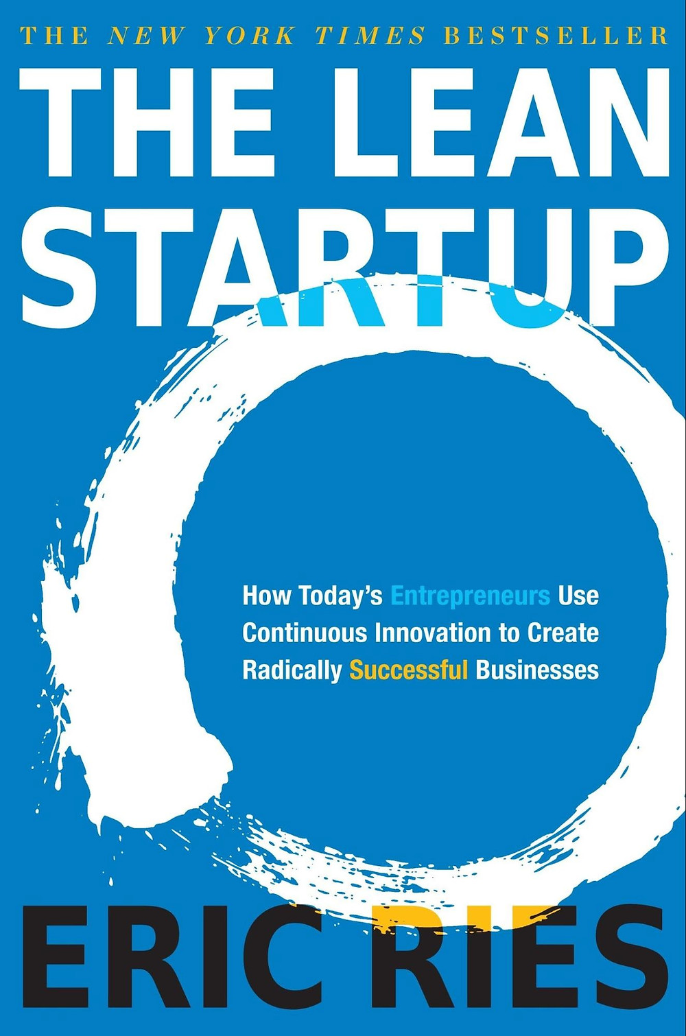 Top 10 Books to Read for the Right Business Mindset - The Lean Startup - DSers