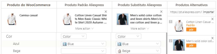 Como mapear meus produtos para o WooCommerce - 34 - DSers