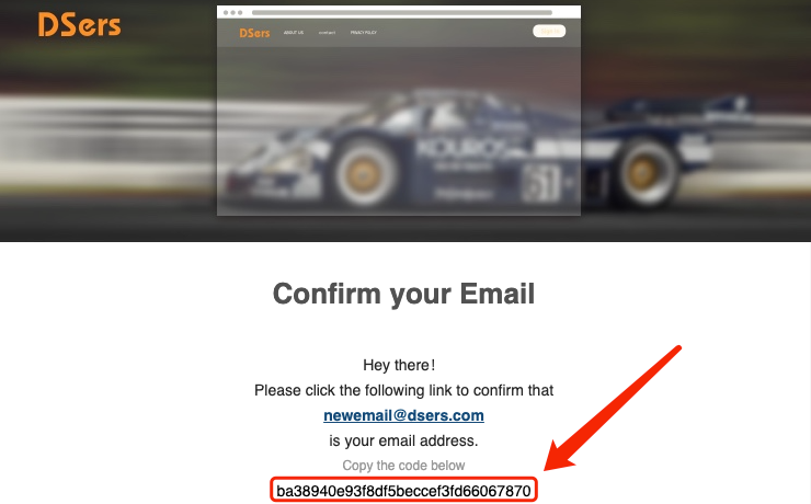 Alterar o e-mail de login com Woo DSers - 4 - Woo DSers