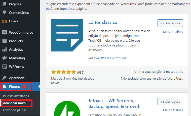 Instalar o DSers no WordPress com Woo DSers - 2 - Woo DSers