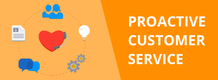 The importance of proactive customer service - title - Dsers