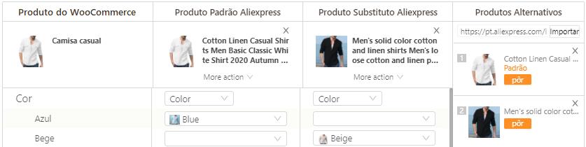 Como mapear meus produtos para o WooCommerce - 33 - DSers