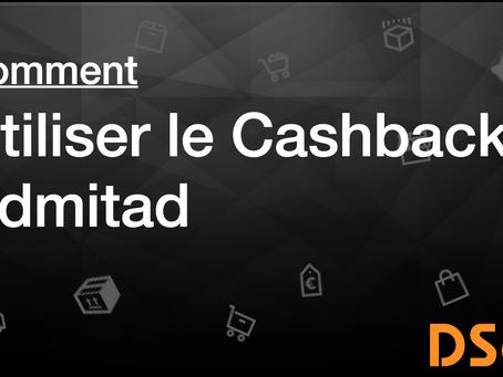 Comment utiliser le Cashback Admitad