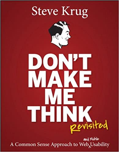 Top 10 Books to Read for the Right Business Mindset - Don't make me think, revisited - DSers
