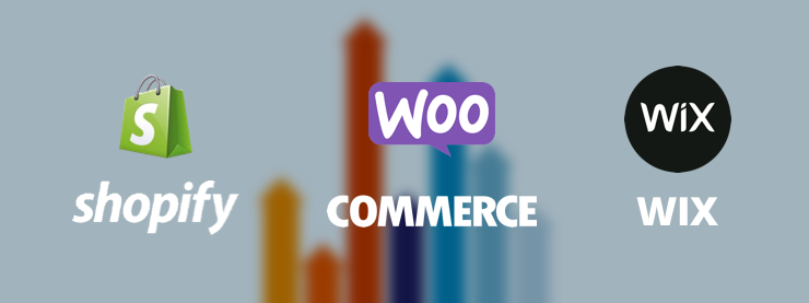 Choosing the right ecommerce platform - frequently used platforms - DSers