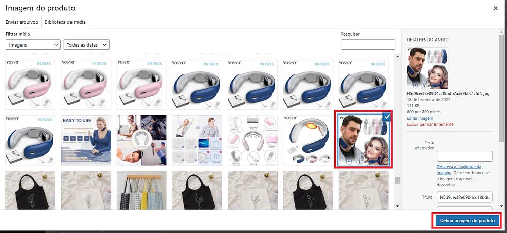Criar um produto no WooCommerce com DSers - 27 - Woo DSers