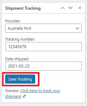 Enviar número de rastreamento manualmente com Woo DSers - 4 - Woo DSers