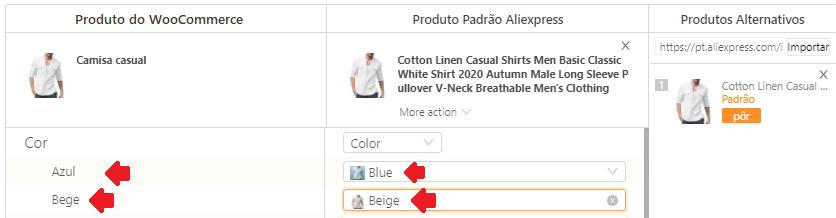 Como mapear meus produtos para o WooCommerce - 13 - DSers