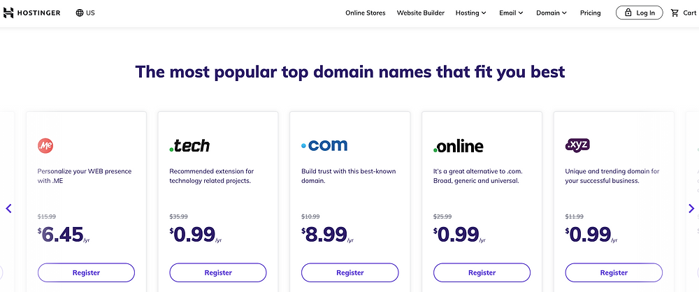 How much does it cost to start dropshipping - Hostinger domain name pricing - DSers
