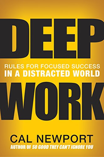 Top 10 Books to Read for the Right Business Mindset - Rules for Focused Success in a Distracted World - DSers