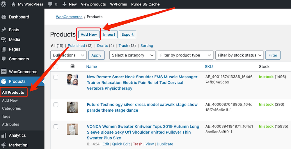 Create Bundles of products with Woo DSers - Add new on WooCommerce - Woo DSers