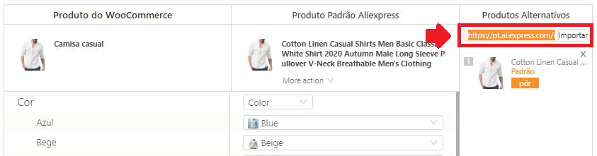 Como mapear meus produtos para o WooCommerce - 20 - DSers