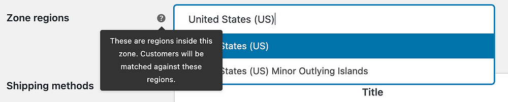 Checkout failure in your WooCommerce store with Woo DSers - Zone regions - Woo DSers