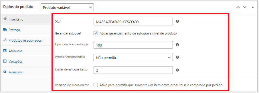 Criar um produto no WooCommerce com DSers - 10 - Woo DSers