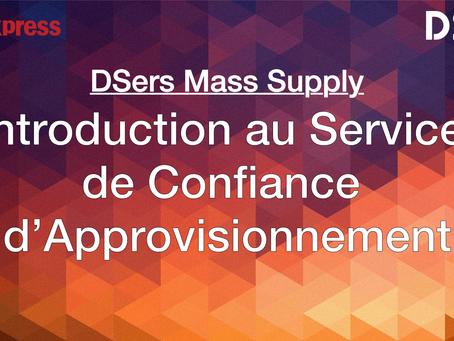 Introduction au Service de Confiance d'Approvisionnement