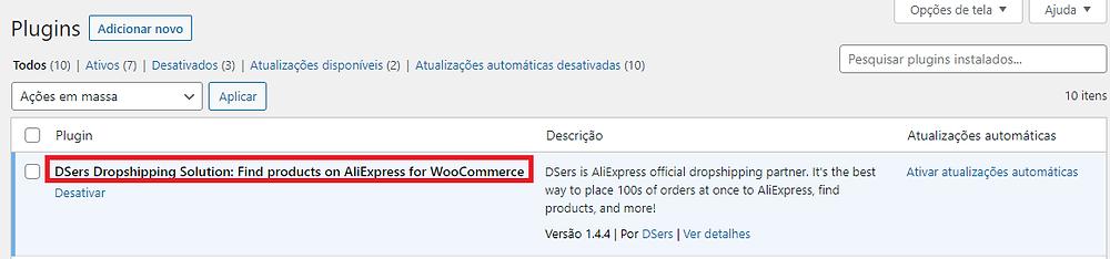 Instalar DSers no WordPress com Woo DSers - 7 - Woo DSers