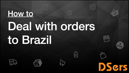 Orders to Brazil specifications