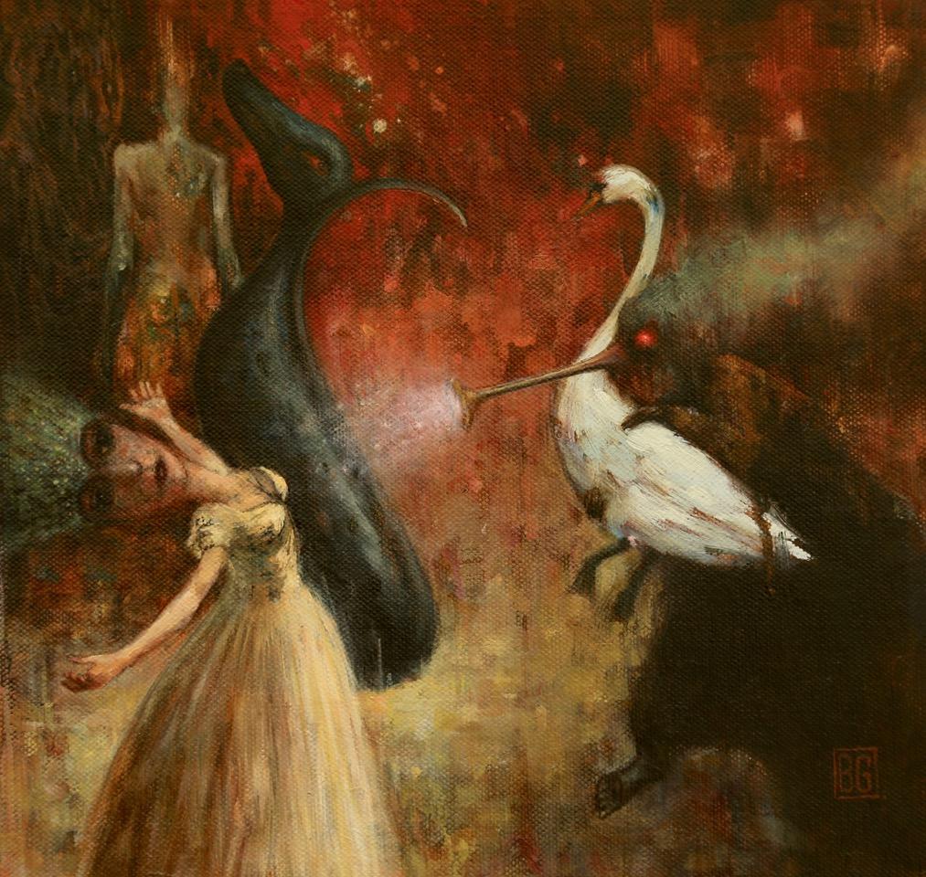 Leda & The Swan