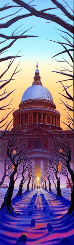 ST PAULS - THE DAY THE SNOW CAME