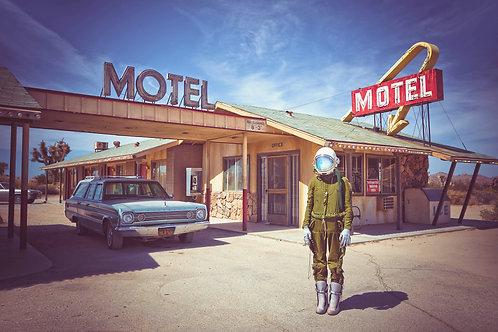 The Lonely Astronaut (14) By Karen Jerzyk