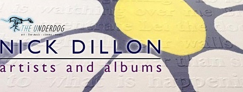 17th Nov: 'Artists & Albums' - A solo show by Nick Dillon