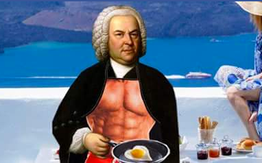 9th July: Bachn & Eggs Classical Brunch