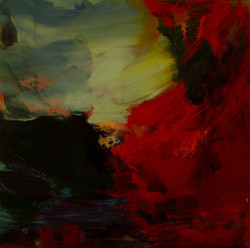 STUDY FOR UNTITLED PAINTING VI