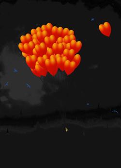 Love Explosion Black
