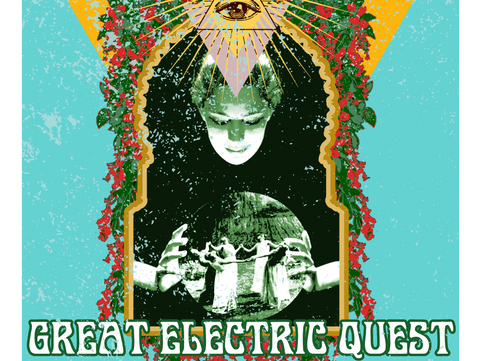 PAST LIVE MUSIC Fri 10th May: Great Electric Quest & Special Guests