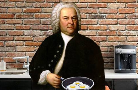 16th Oct: BACHN & EGGS - Classical Brunch - Opening Concert