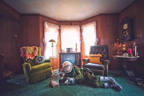 The Lonely Astronaut (03) By Karen Jerzyk
