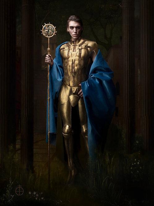 The Emperor No.12 By Sylwia Makris