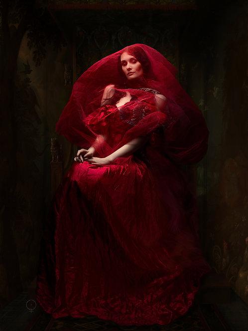 The Empress No.03 By Sylwia Makris