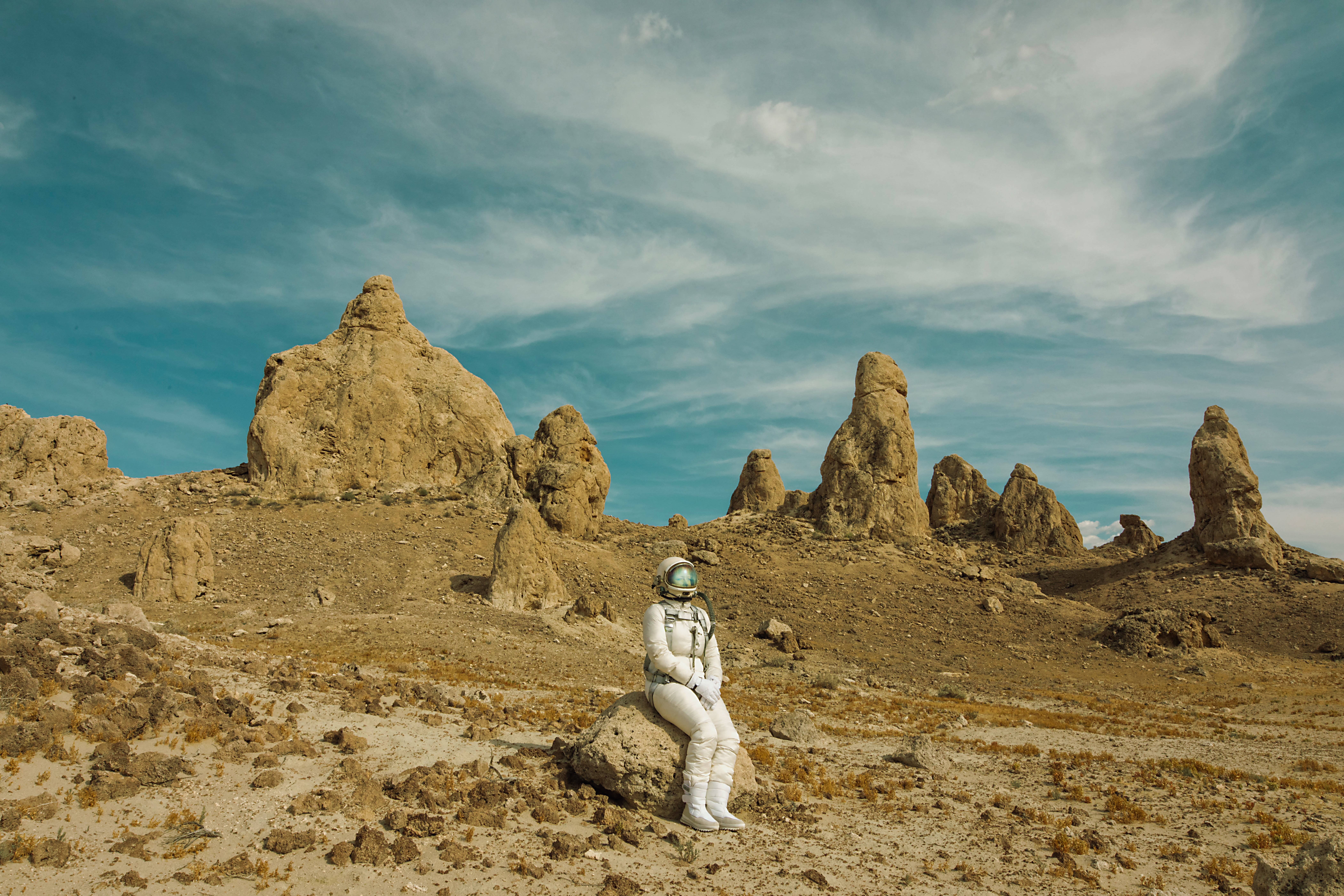 The Lonely Astronaut (2)