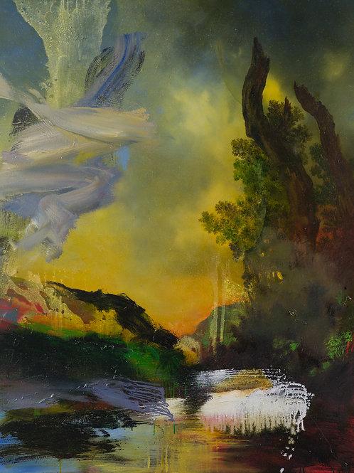 Untitled XXV By Alan Rankle