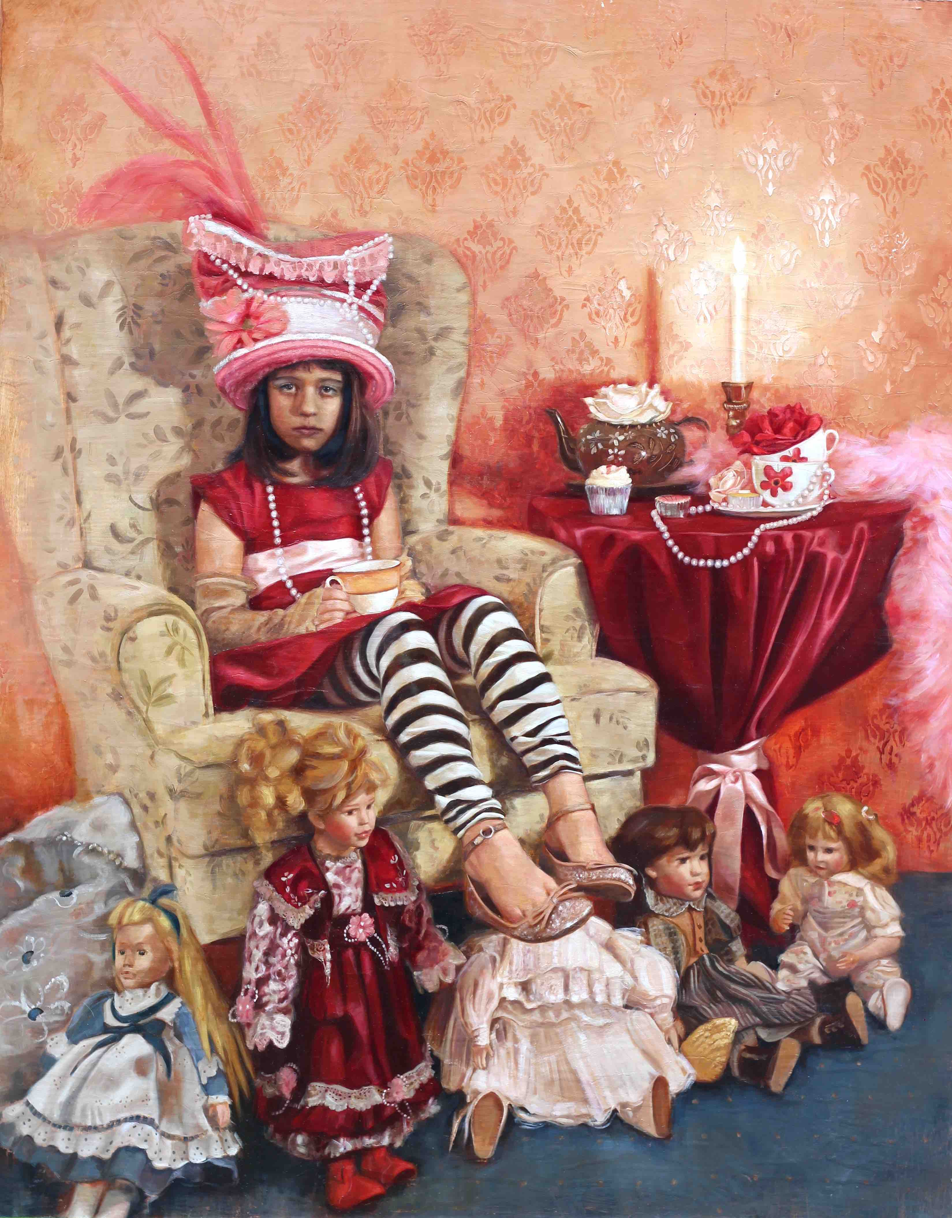 Tea Party (La stanza dei giocattoli)