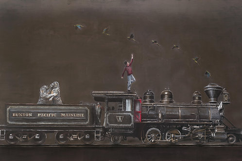 Buxton Pacific Mainline By Will Teather
