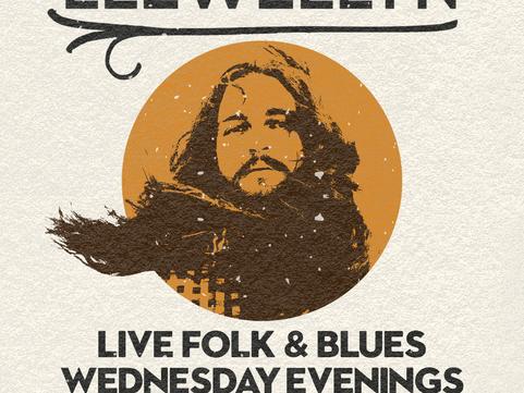 COMING UP 13TH NOV Live Folk & Blues