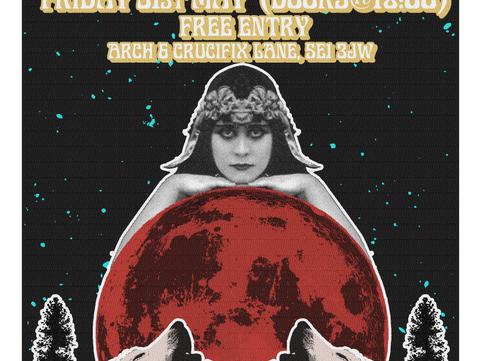 PAST LIVE MUSIC Fri 31st May: The Lunar Effect & Oak