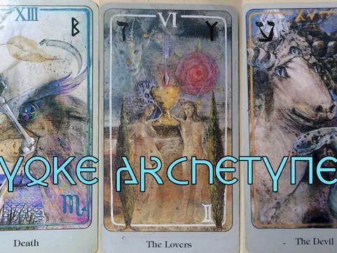 23rd May - Tarot Card Life Drawing: Evoke Archetypes II