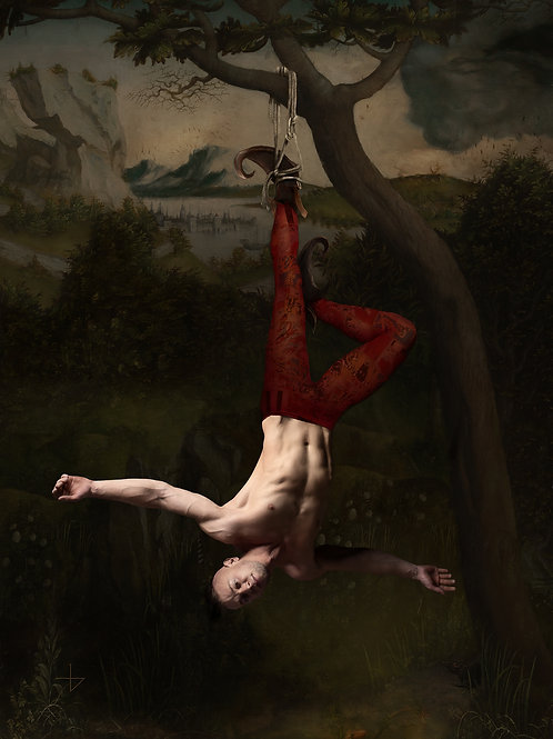 The Hanged No.12 By Sylwia Makris