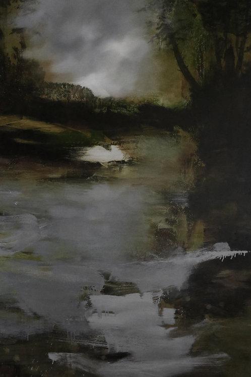 It's Not Dark Yet V By Alan Rankle